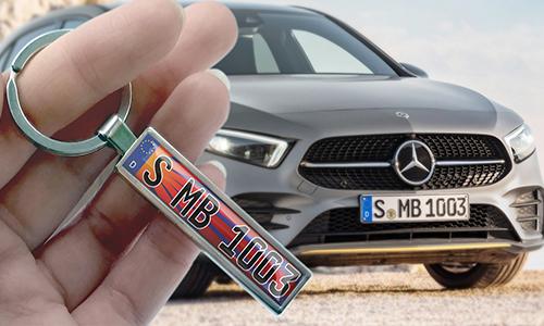 Kia Motors Keyring Schlüsselanhänger Stylish Top